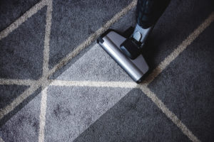 proceso de limpieza de alfombras a domicilio